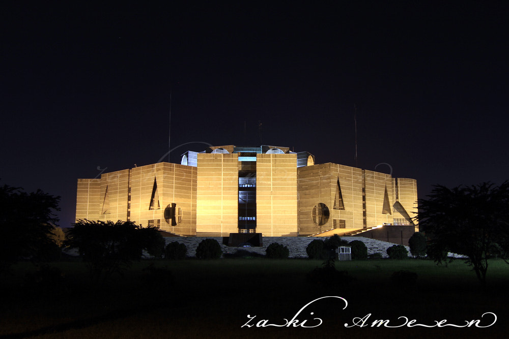Photograph Parliament House  by Zaki  Ameen on 500px