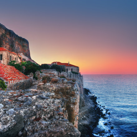 Monemvasia, Greece..