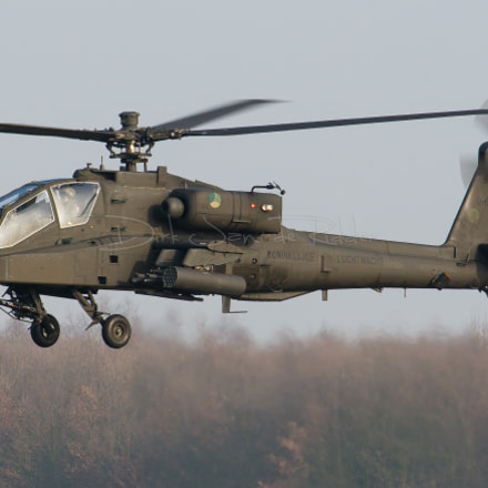 Royal Netherlands Air Force, Canon EOS 20D, Canon EF 70-200mm f/2.8 L + 1.4x