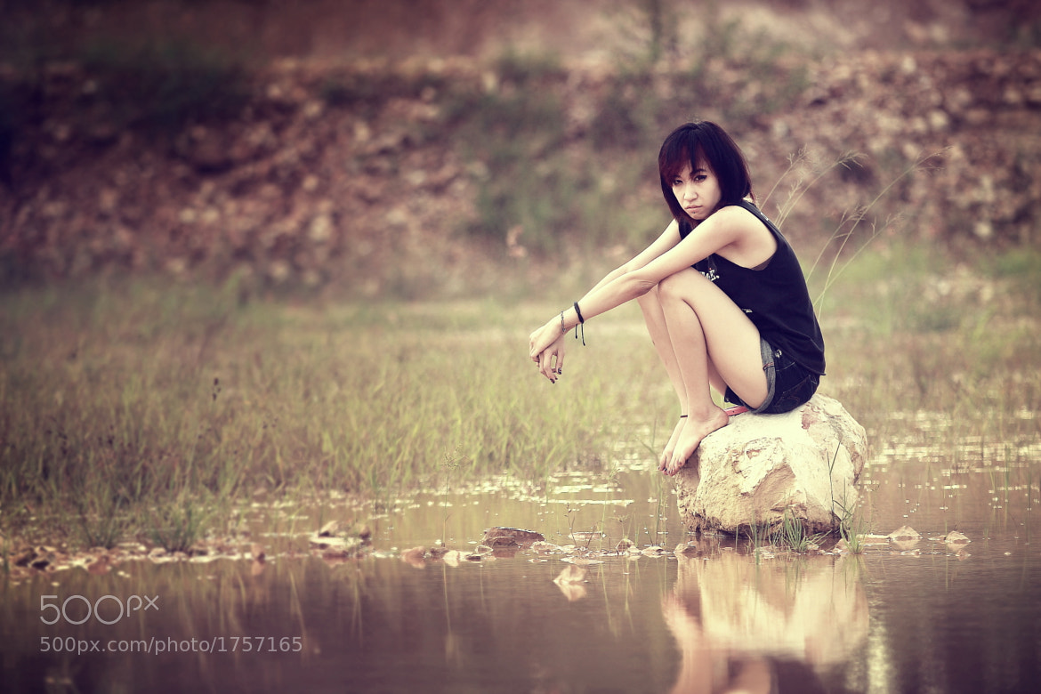 Photograph MISS by Piya Palapunya on 500px