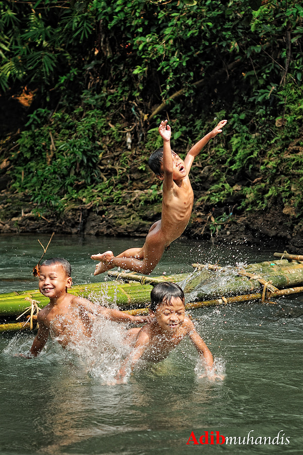 Photograph The River Boys by adib muhandis on 500px