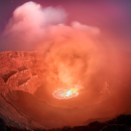 Crazy Crater, Canon EOS 5D MARK III, Canon EF 15mm f/2.8 Fisheye