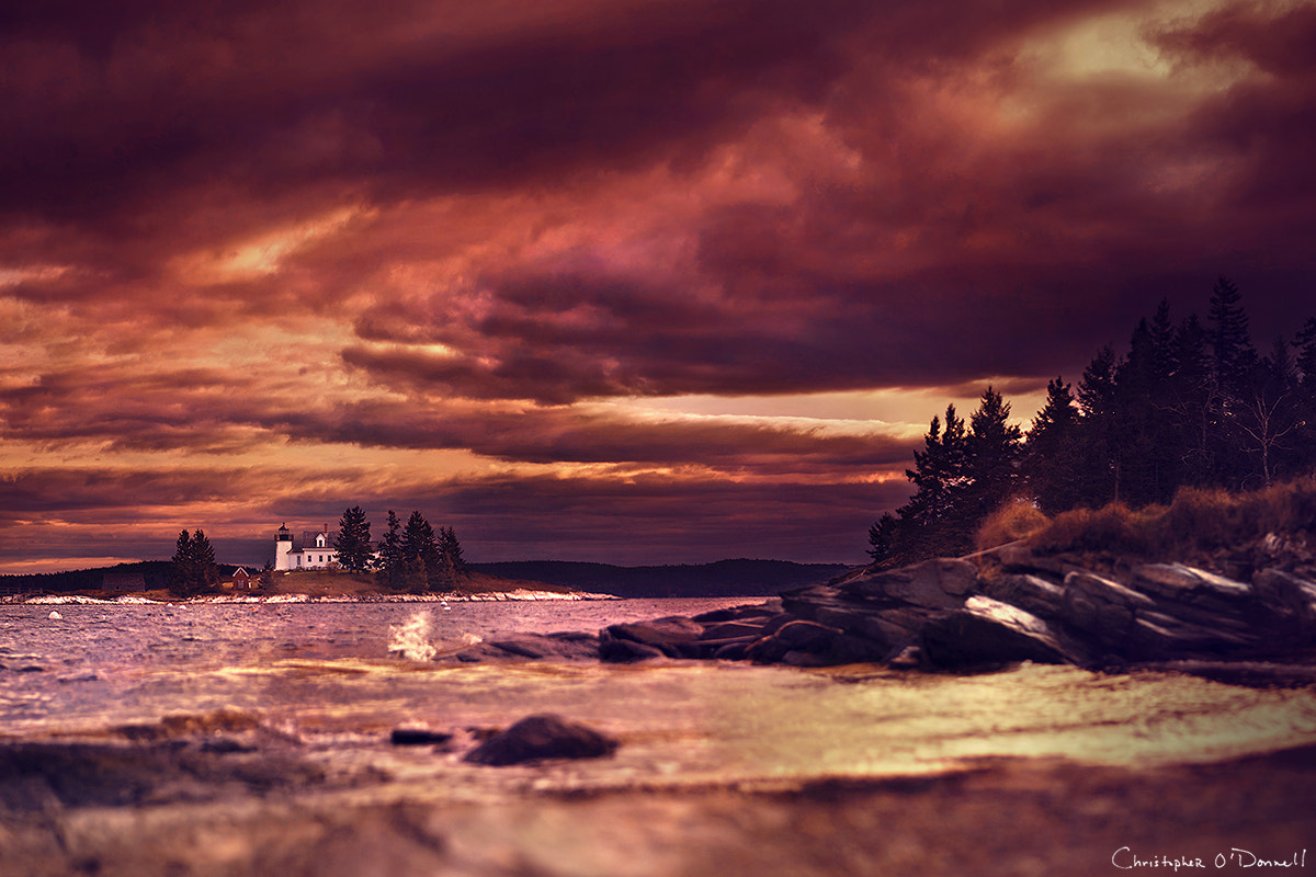Photograph Pumpkin Island by Christopher O'Donnell on 500px