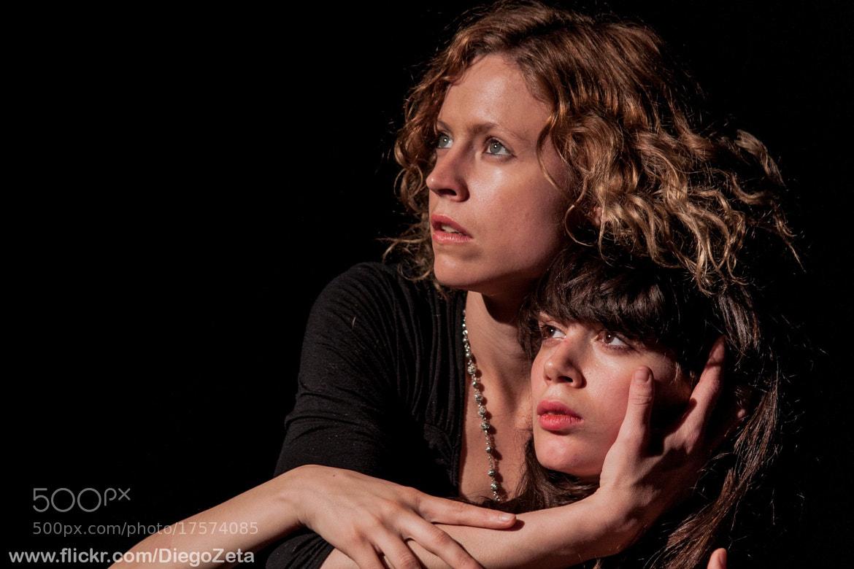 Photograph Ismena & sabina by Diego Zanandrea on 500px