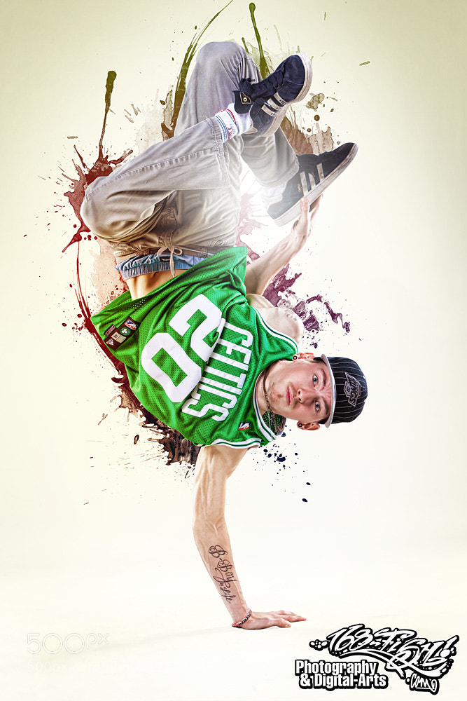 Photograph B-Boy 4 Life by 168 Fish on 500px