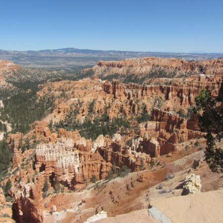 Bryce Canyon, Canon POWERSHOT SX220 HS
