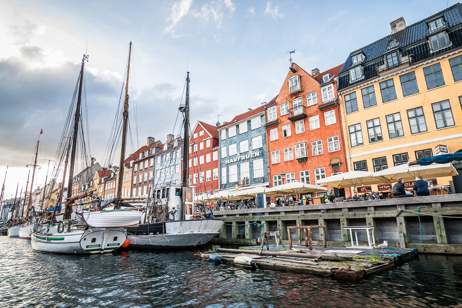 Photograph Nyhavn by Jose Agudo on 500px