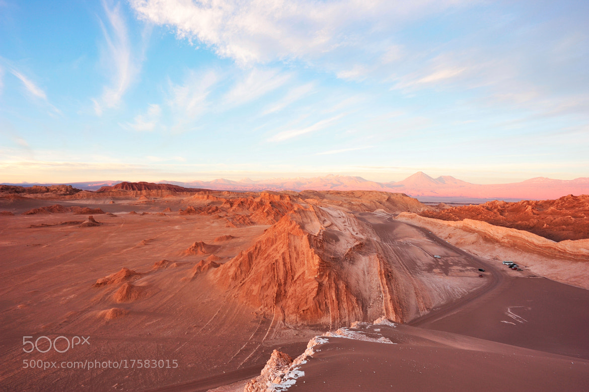 Photograph Moon's Valley-Valle de la luna by marcospigolon on 500px
