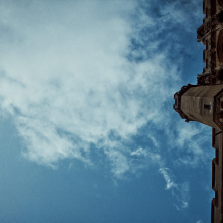 View from Below, Canon EOS REBEL T2I, Canon EF-S 18-55mm f/3.5-5.6 IS