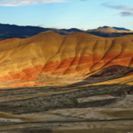 OR, Painted Hills State, Sony SLT-A77V, Sony DT 18-135mm F3.5-5.6 SAM (SAL18135)