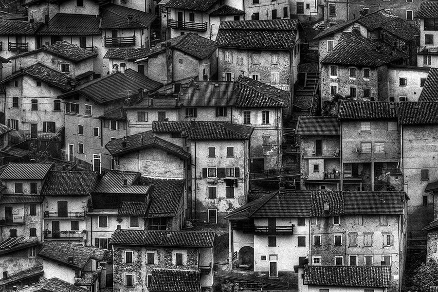 Photograph magasa by sergio sberna on 500px