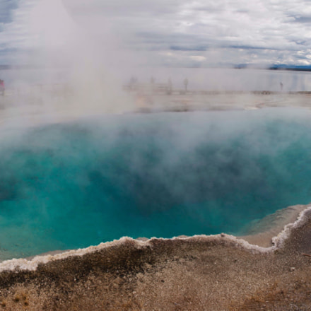 Yellowstone National Park, Canon EOS 550D, Canon EF 400mm f/2.8L