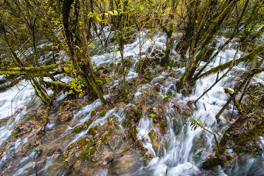 Photograph The Flat Falls by Evgeny Tchebotarev on 500px