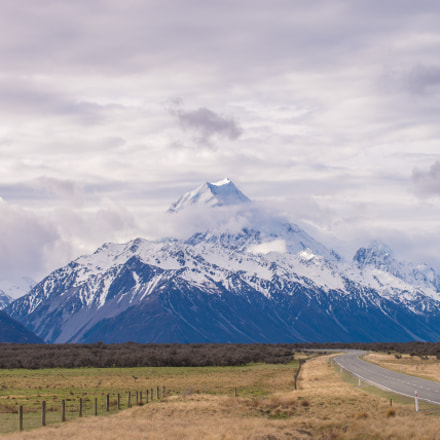 The Way to Tasman, Nikon D600, AF-S VR Zoom-Nikkor 70-200mm f/2.8G IF-ED