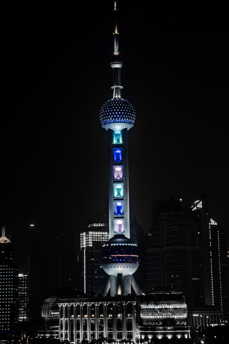 Photograph The Pearl Tower by Othman Tazi on 500px