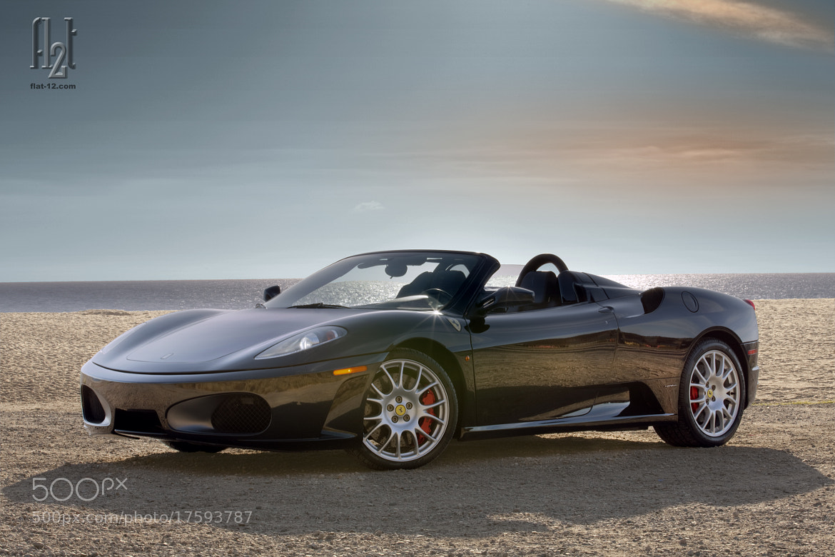 Photograph F430 Spider v7.4 by Jim Hunter on 500px