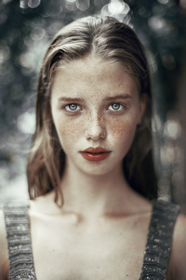Jasmijn by Agata Serge on 500px.com
