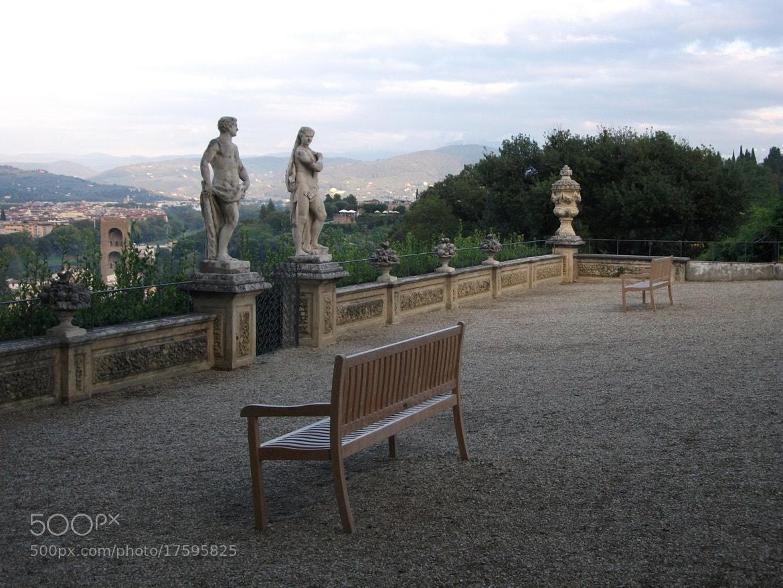 Photograph Villa Bardini Garden Florence by Maria Francesca Gallifante on 500px