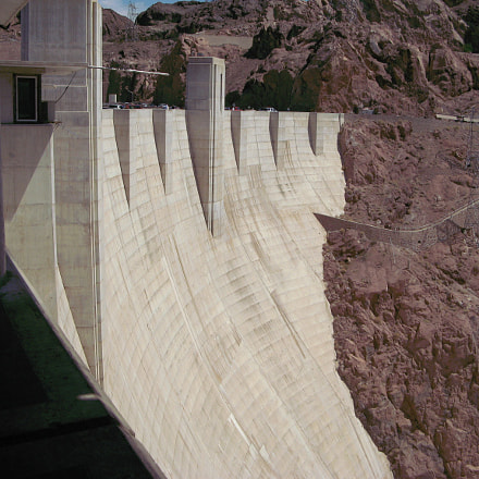 Hoover Dam, Canon POWERSHOT A710 IS