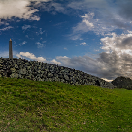 Panorama from One Tree, Canon EOS 6D, Sigma 12-24mm f/4.5-5.6 EX DG ASPHERICAL HSM