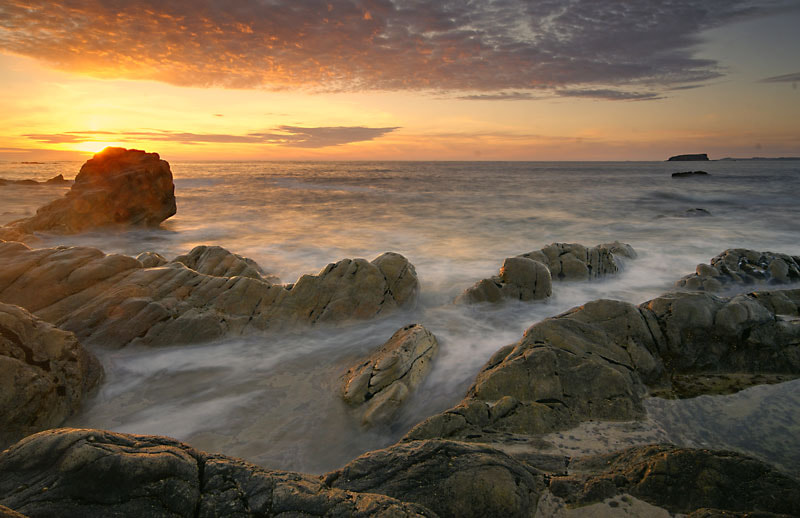 Photograph Sunset, Co. Donegal Ireland by Brian Curran on 500px