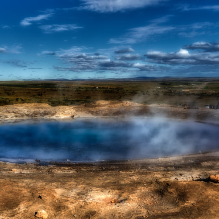 The Great Geysir, Canon EOS M3, Canon EF-S 10-22mm f/3.5-4.5 USM