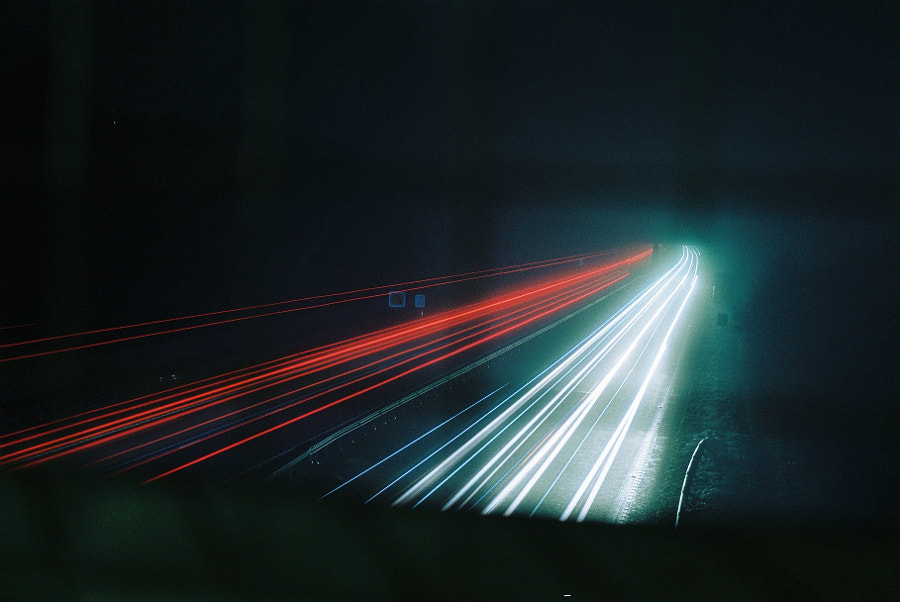 Late night journeys by Nicky Williams on 500px.com