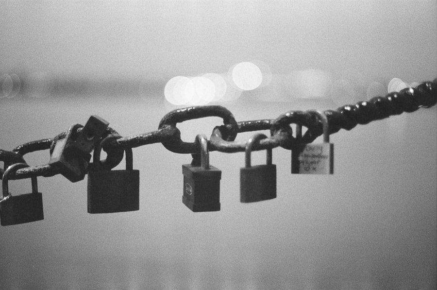 Locks of love by Nicky Williams on 500px.com