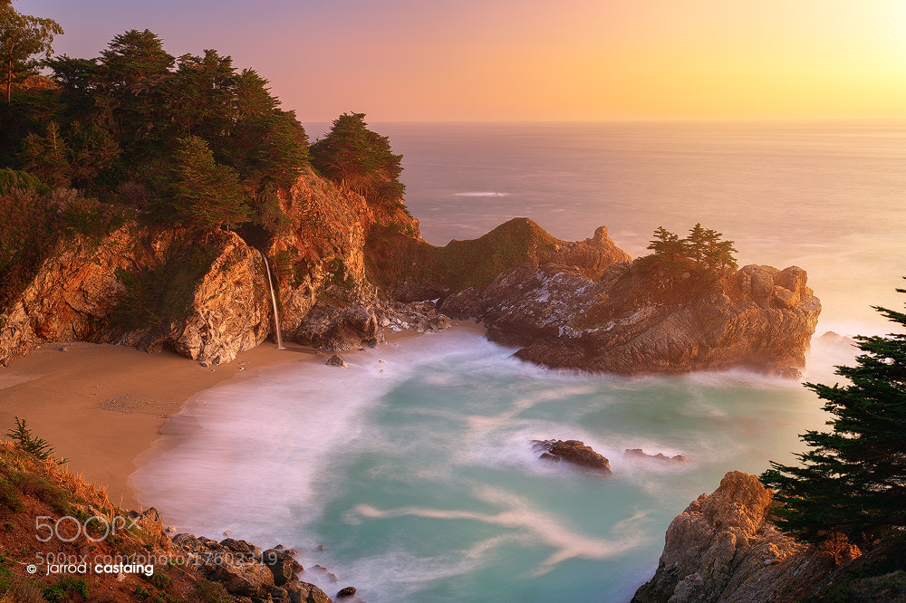Photograph McWay Falls by Jarrod Castaing on 500px