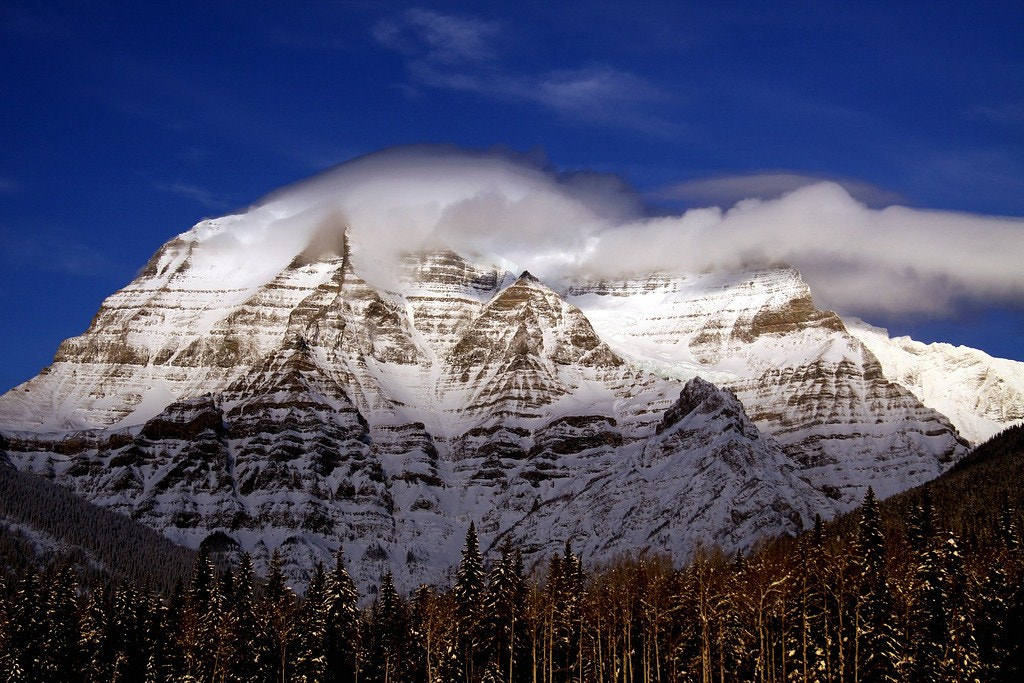 Photograph Mount Robson by Marilyn  on 500px