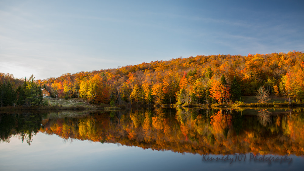 Photograph Cottage country by Wendy Kennedy on 500px