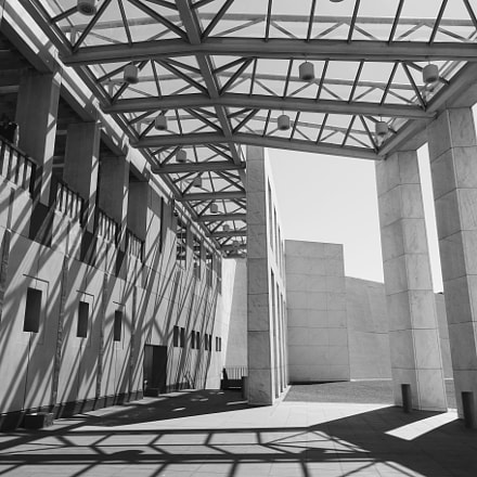 Parliament House, Canberra, Sony DSC-RX10, Sony 24-200mm F2.8