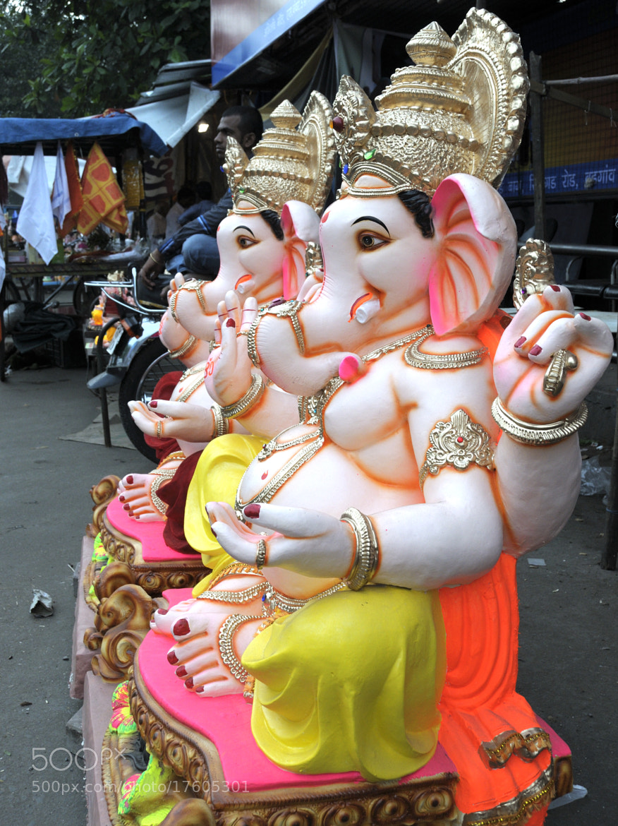 Photograph Lord Ganesh by Anil Thakre on 500px