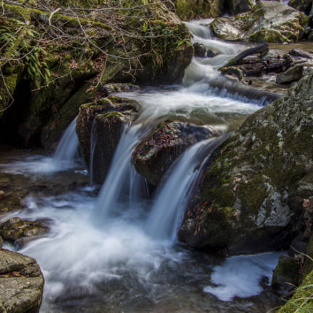 waterfall, Canon EOS 650D, Canon EF-S 18-135mm f/3.5-5.6 IS STM