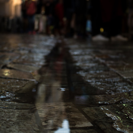 Puddle, Canon EOS 650D, Canon EF-S 18-55mm f/3.5-5.6 III