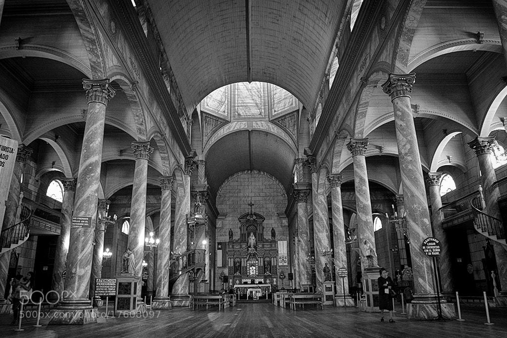 Photograph Andacollo Church by Mandinga  on 500px