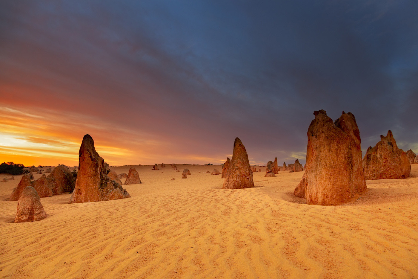 Photograph The Pinnacles by Steve Arnold on 500px