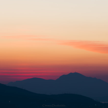 Pink parallels, Canon EOS 70D, Canon EF-S 55-250mm f/4-5.6 IS