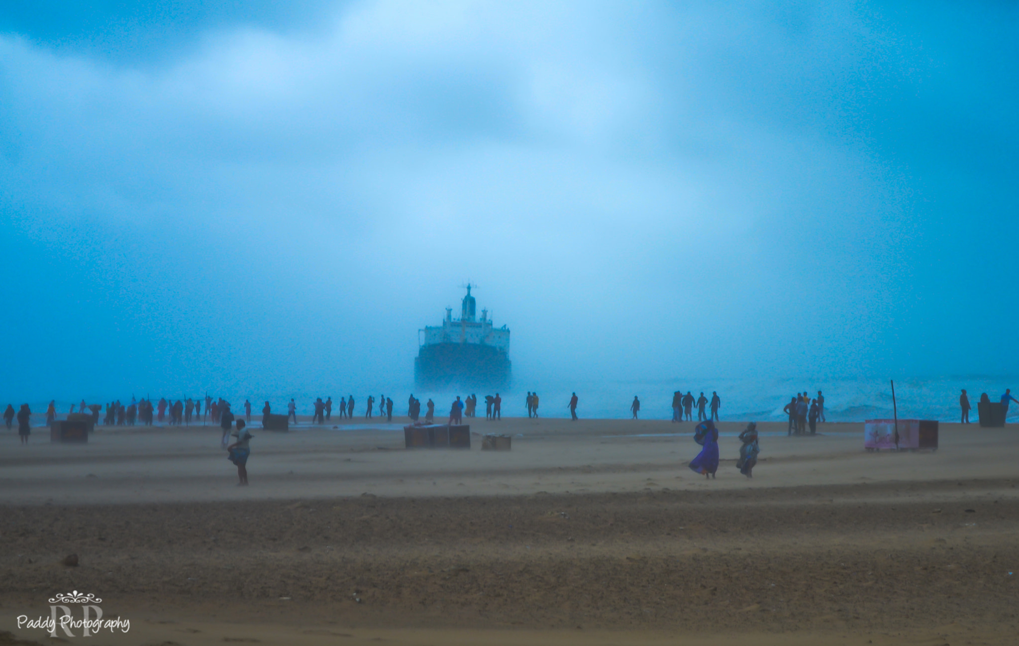Photograph Ghost ship by Paddy  on 500px