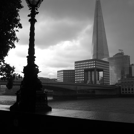 Old and new London, Canon DIGITAL IXUS 70