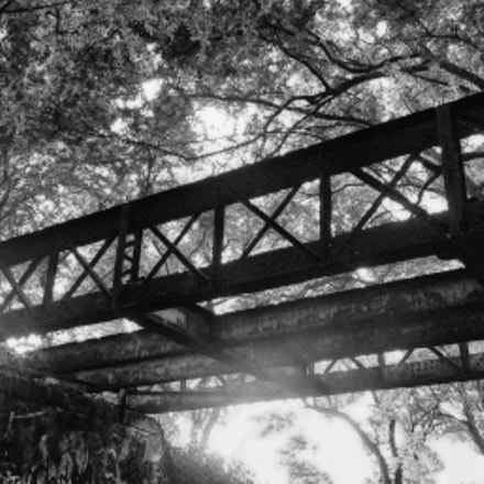 That there is a desire only on this fragile bridge