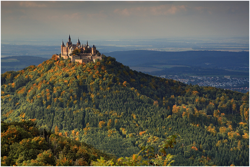 Photograph Burg Hohenzollern by Uwe Müller on 500px