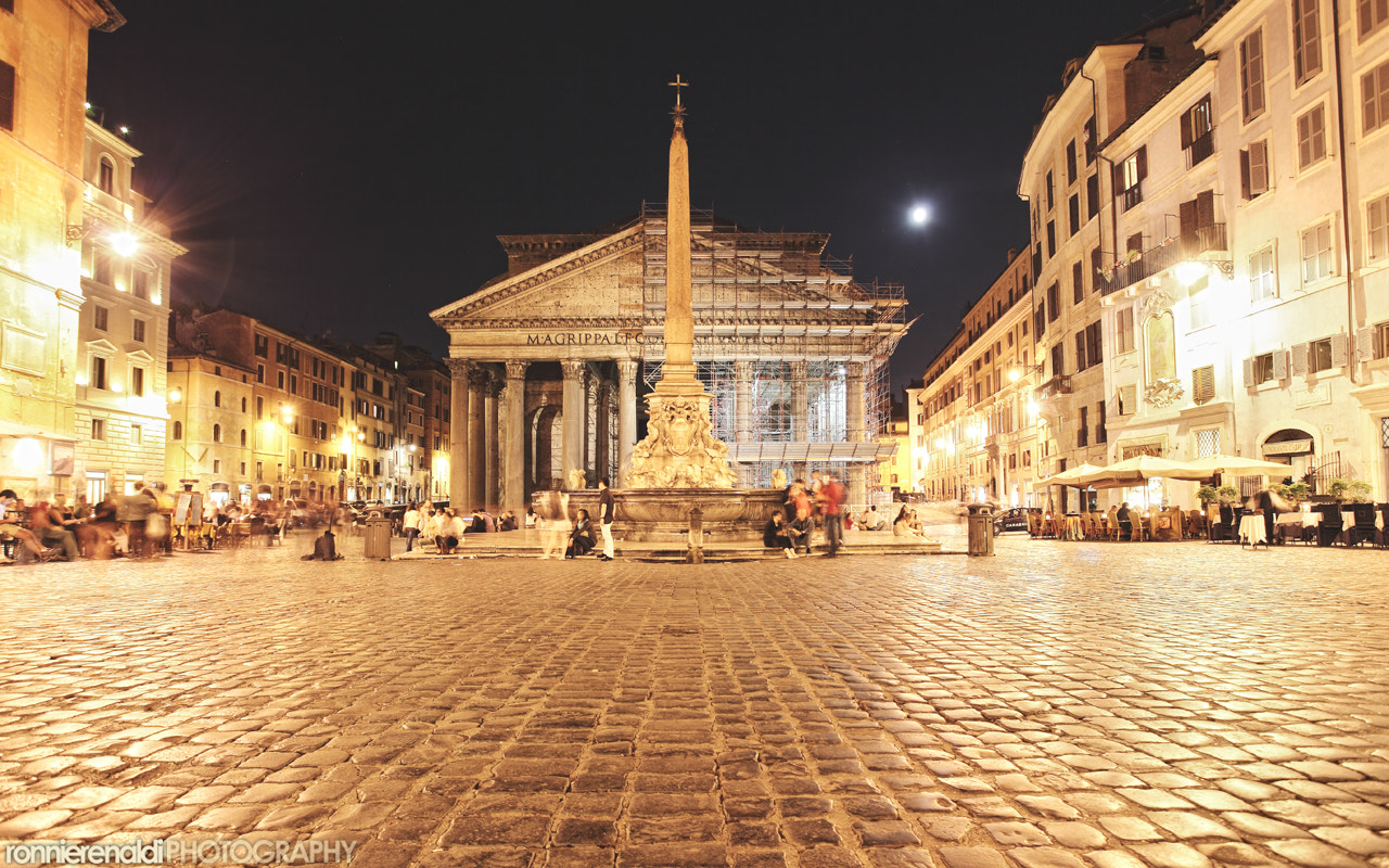 Photograph Rome at night by Ronnie Renaldi on 500px