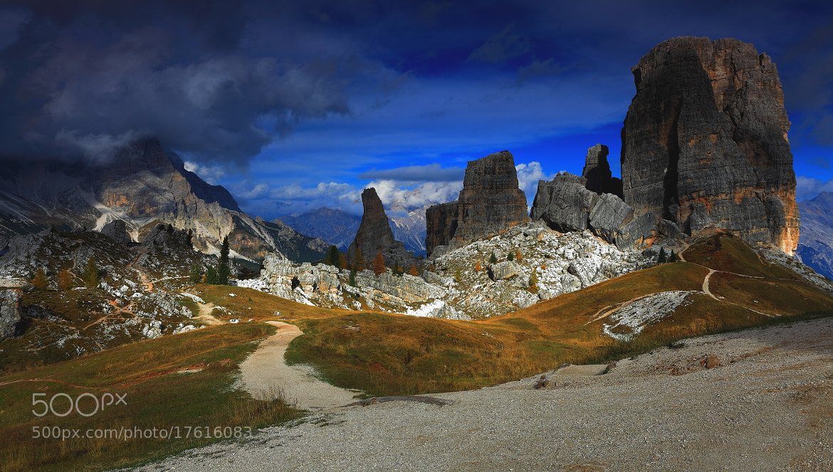 Photograph Dolomiten by Peter  Mahler on 500px