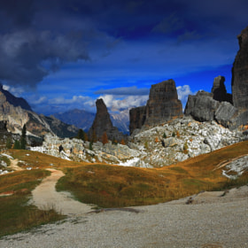 Dolomiten by Peter  Mahler (mahpet)) on 500px.com