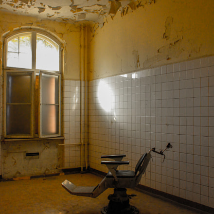 Beelitz Heilst tten, Canon EOS 550D, Canon EF-S 18-55mm f/3.5-5.6 IS