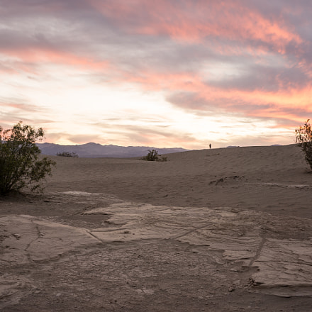 Death Valley Dunes, Sony ILCE-6000, Sony E 20mm F2.8