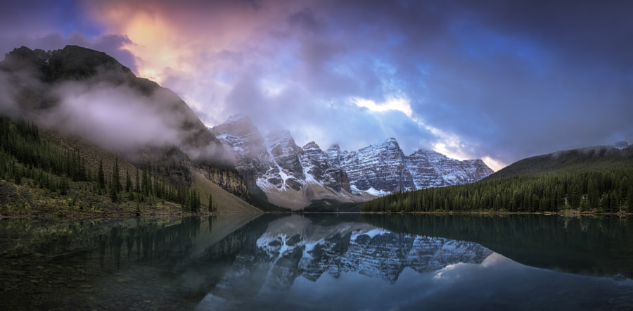 In Collusion With The Clouds by Timothy Poulton on 500px.com