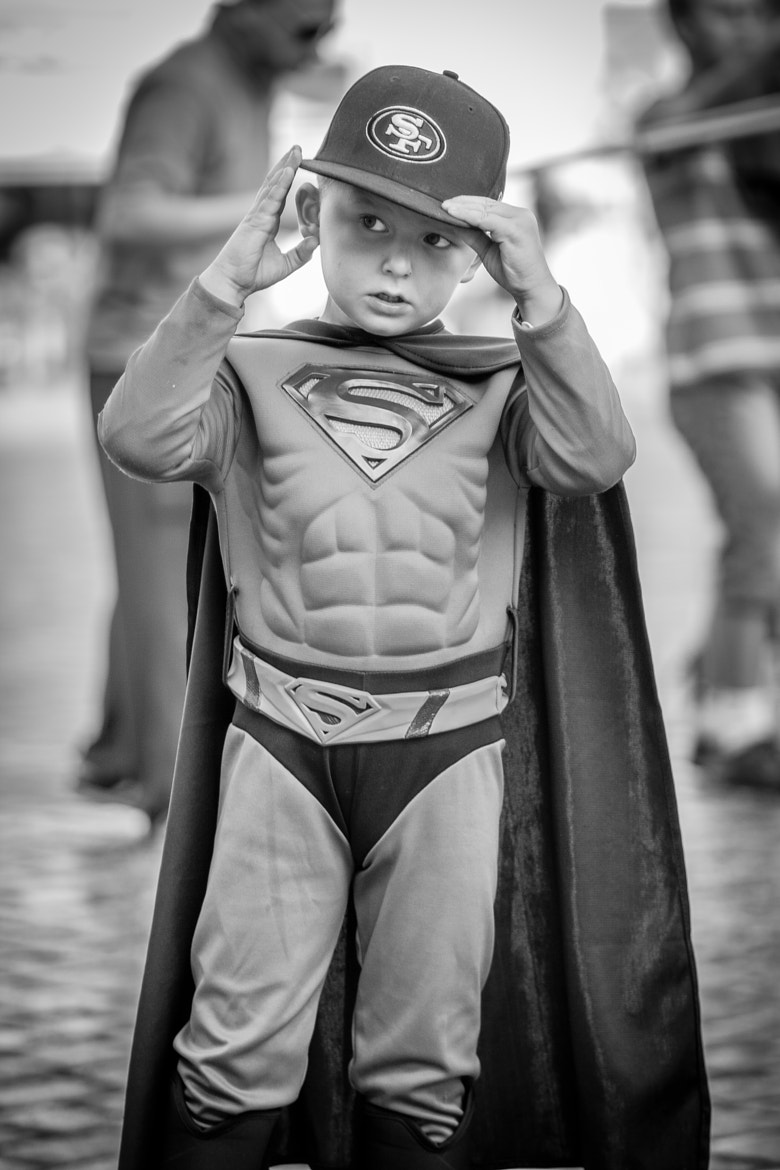 Photograph young Superman by Jakub Ostrowski on 500px