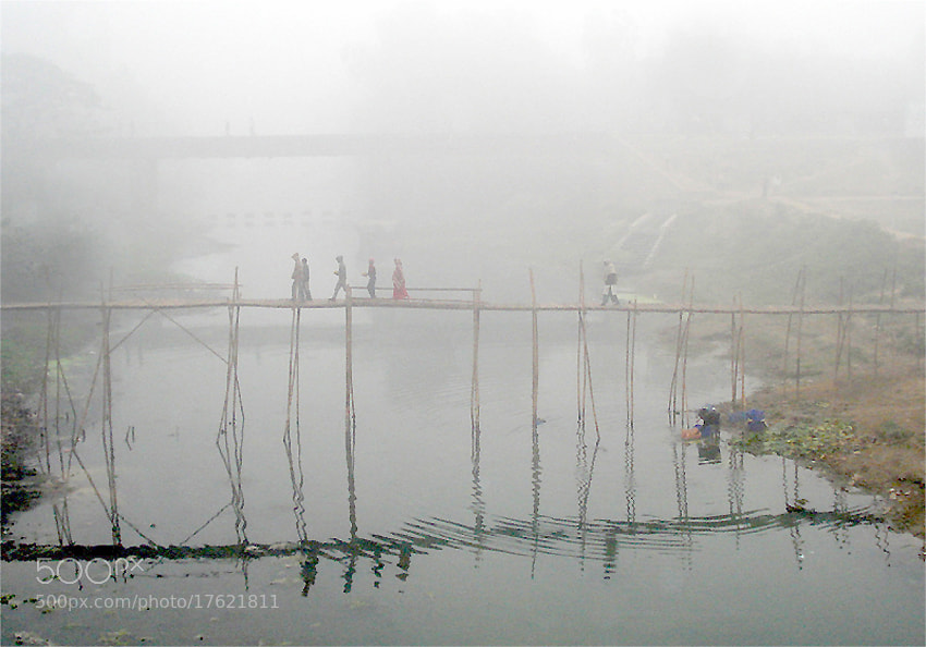 Photograph Foggy day by Motiur Rahman on 500px